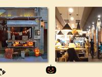 Bật Mí Cách Trang Trí Halloween Cho Quán Cafe Độc Đáo