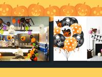 Ý Tưởng Trang Trí Halloween Cho Văn Phòng Đẹp, Độc, Rẻ