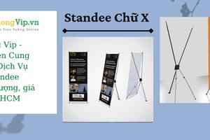Các mẫu Standee chữ X chất lượng, giá rẻ, phổ biến nhất 2021