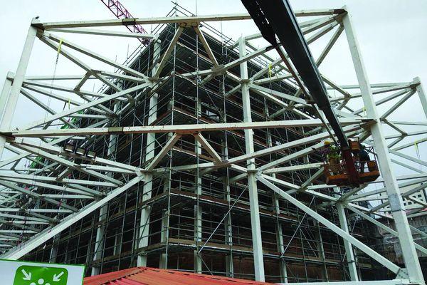 Kết cấu thép là gì? Nơi thi công kết cấu thép uy tín ở đâu?