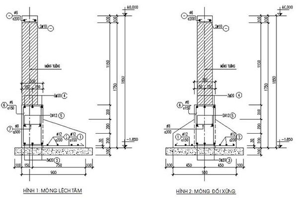 Kết cấu thép móng băng trong xây dựng nhà thép tiền chế