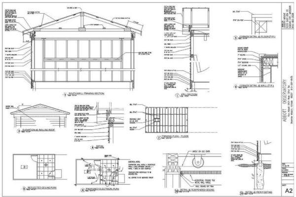 Tổng hợp các mẫu bản vẽ nhà ở thép tiền chế chi tiết