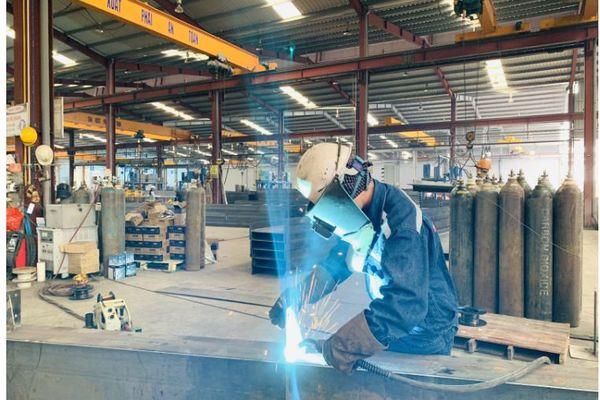 Quy trình thi công nhà xưởng tiền chế đạt chuẩn, an toàn