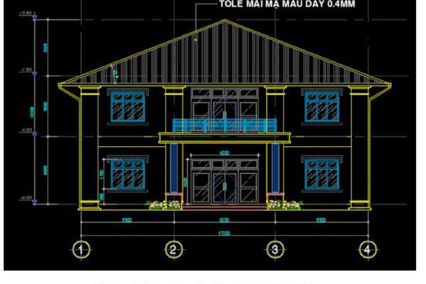 Tổng hợp 10 mẫu bản vẽ nhà xưởng tiền chế chi tiết nhất 2021