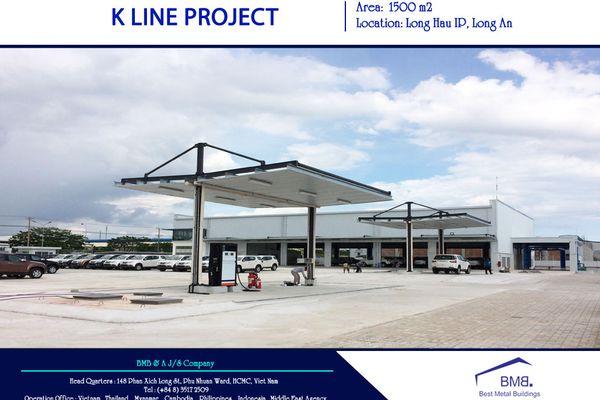 """K"" Line Project"