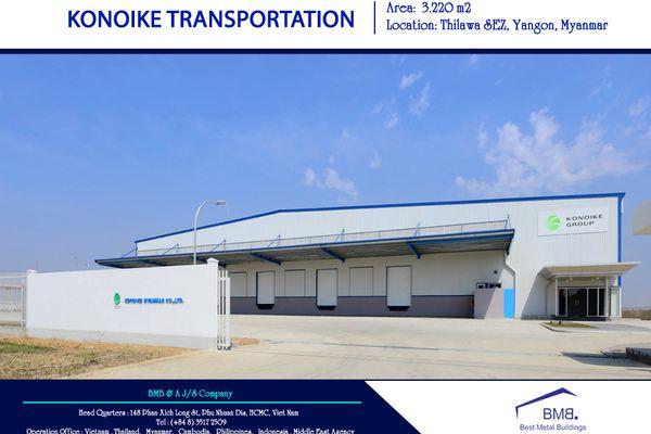 KONOIKE TRANSPORTATION PROJECT