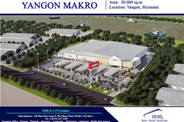 Yangon Makro Project