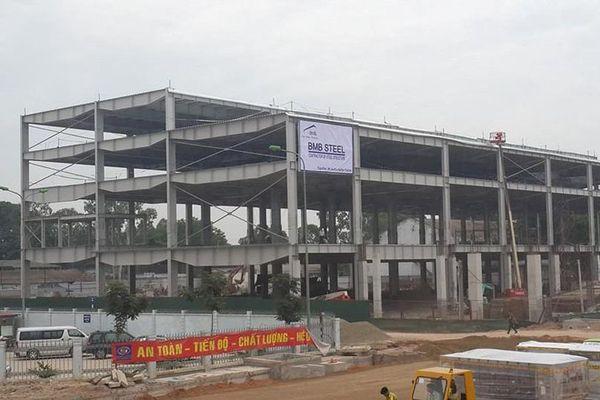 Cargo Terminal - Noi Bai International Airport