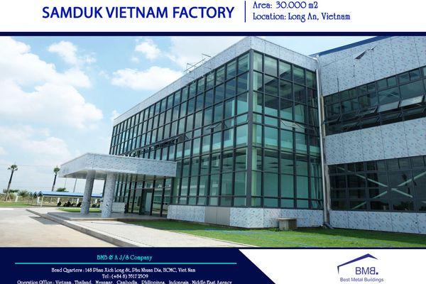 SAM DUK VIETNAM FACTORY