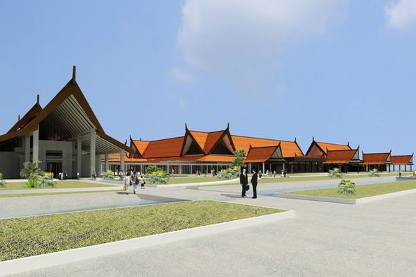 EXPAND PROJECT OF SIEM REAP INTERNATIONAL AIRPORT