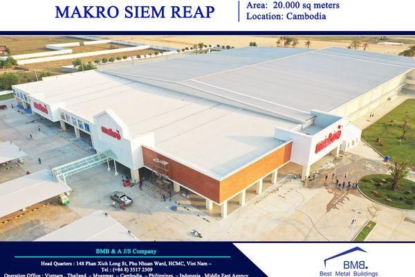 Makro Siem Reap Project