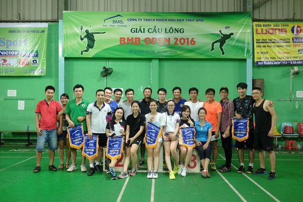 BMB Open 2016
