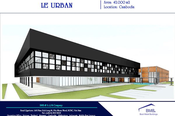 Le Urban Project