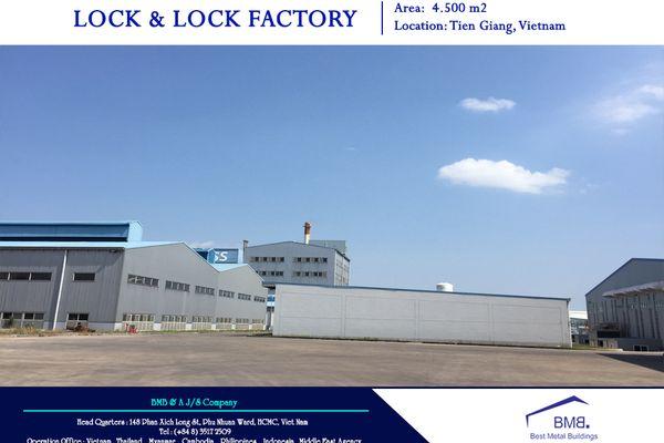 Lock & Lock Factory