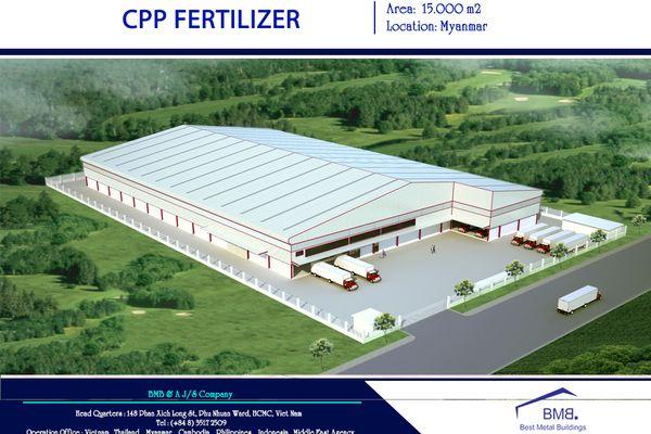 Dự án CPP Fertilizer