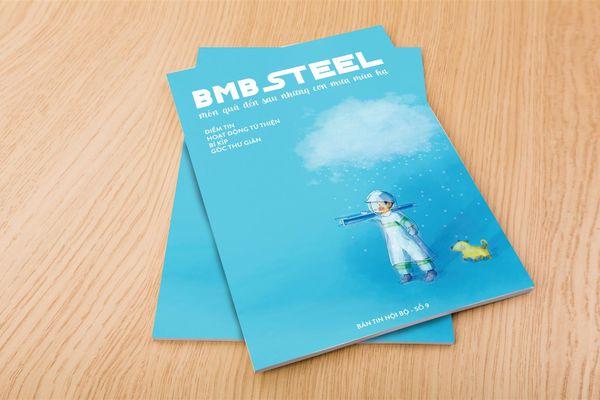 BMB Steel Newsletter No. 9