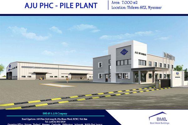 AJU PHC - PILE PLANT PROJECT