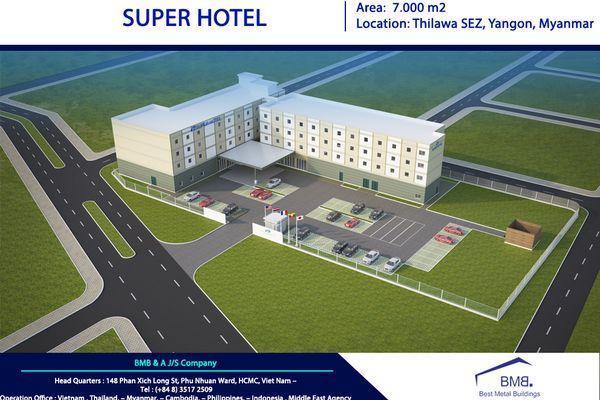 Super Hotel Project