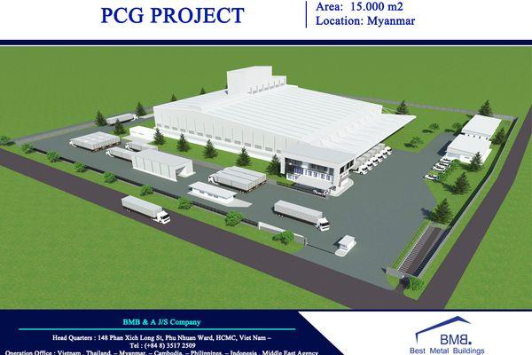 PCG Project