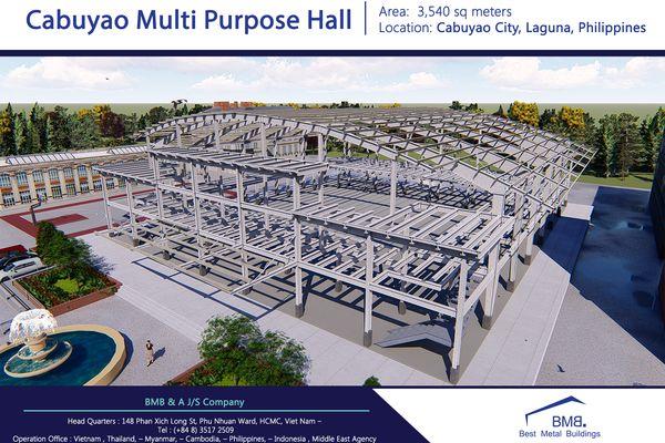 Cabuyao Multi Purpose Hall