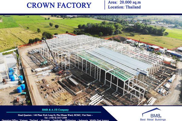 Crown Factory