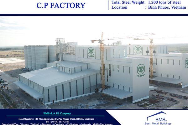 C.P Factory Project