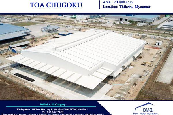 TOA Chugoku Project
