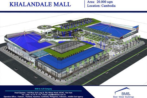 Khalandale Mall Project